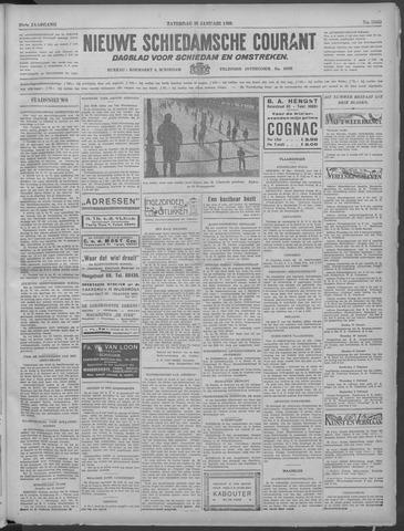 Nieuwe Schiedamsche Courant 1933-01-28