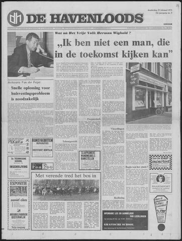 De Havenloods 1973-02-22