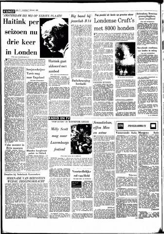 Rotterdamsch Parool / De Schiedammer 1966-02-07