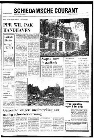 Rotterdamsch Nieuwsblad / Schiedamsche Courant / Rotterdams Dagblad / Waterweg / Algemeen Dagblad 1970-01-20