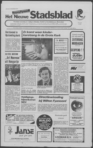 Het Nieuwe Stadsblad 1974-12-13