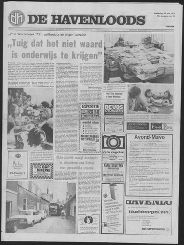 De Havenloods 1973-06-14