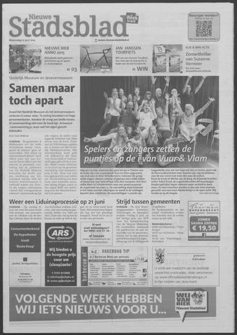 Het Nieuwe Stadsblad 2015-06-10