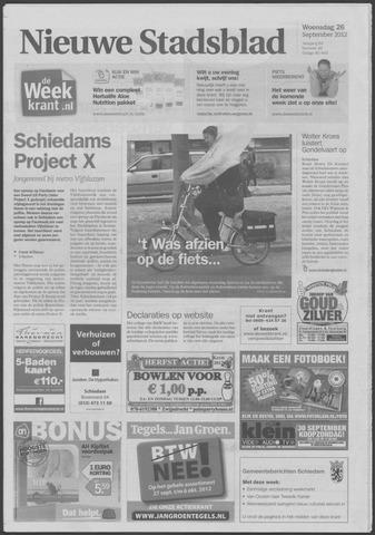 Het Nieuwe Stadsblad 2012-09-26