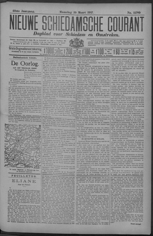 Nieuwe Schiedamsche Courant 1917-03-19