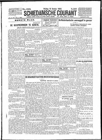 Schiedamsche Courant 1933-10-13