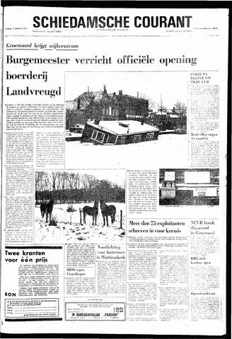 Rotterdamsch Nieuwsblad / Schiedamsche Courant / Rotterdams Dagblad / Waterweg / Algemeen Dagblad 1970-01-09