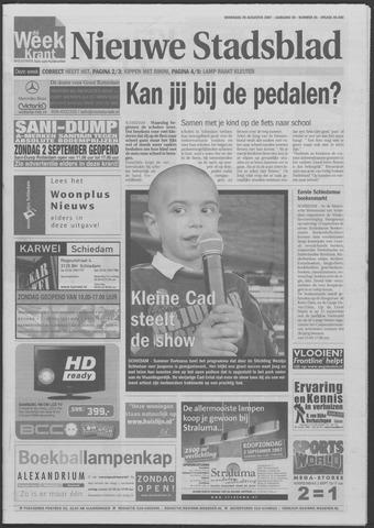 Het Nieuwe Stadsblad 2007-08-29