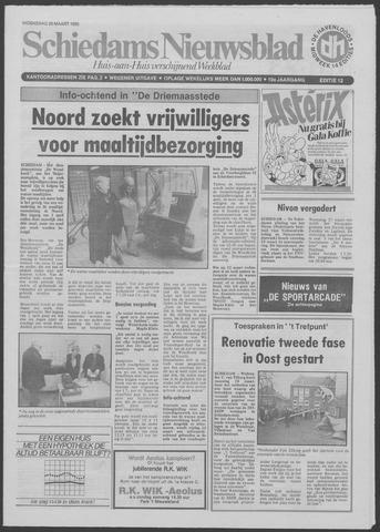 Schiedams Nieuwsblad 1985-03-20