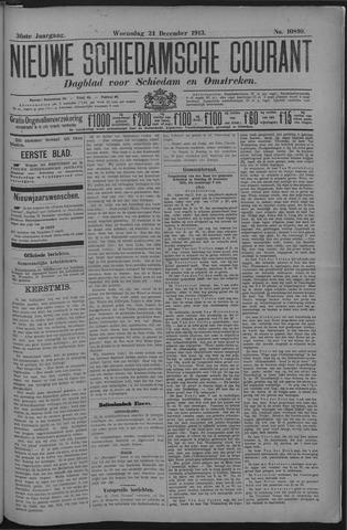 Nieuwe Schiedamsche Courant 1913-12-24