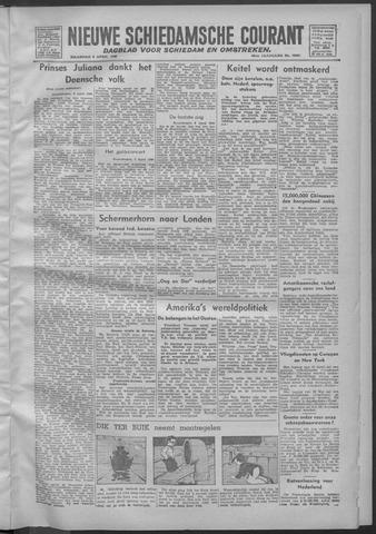 Nieuwe Schiedamsche Courant 1946-04-08