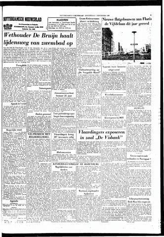 Rotterdamsch Nieuwsblad / Schiedamsche Courant / Rotterdams Dagblad / Waterweg / Algemeen Dagblad 1966-09-01