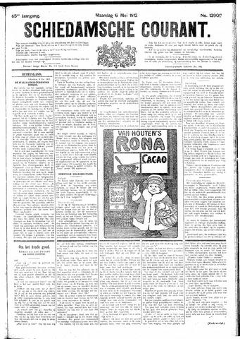 Schiedamsche Courant 1912-05-06