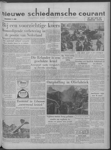 Nieuwe Schiedamsche Courant 1958-06-11