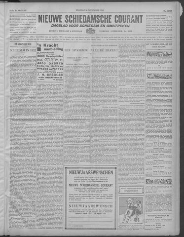 Nieuwe Schiedamsche Courant 1932-12-30