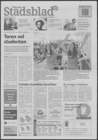 Het Nieuwe Stadsblad 2015-04-29