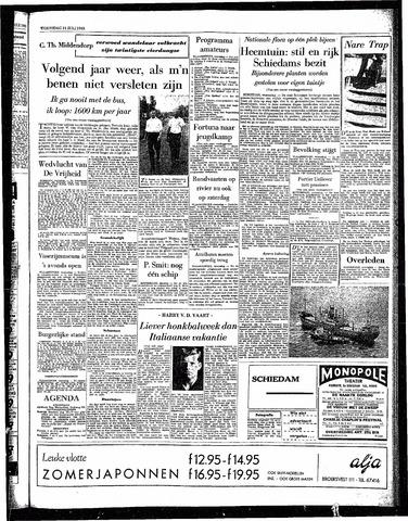 Rotterdamsch Parool / De Schiedammer 1963-07-31