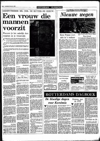 Rotterdamsch Parool / De Schiedammer 1966-12-24