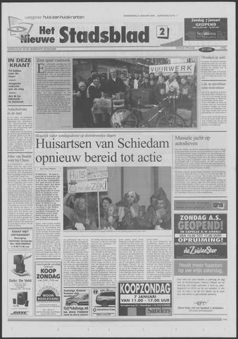 Het Nieuwe Stadsblad 2001-01-04