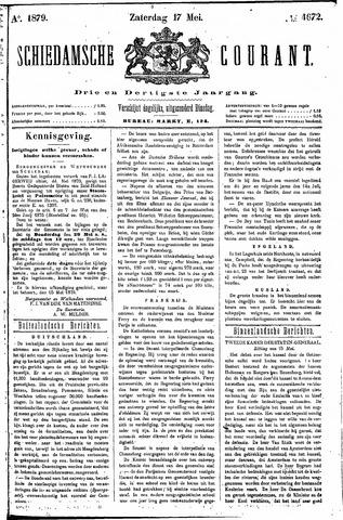 Schiedamsche Courant 1879-05-17