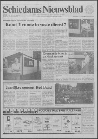 Schiedams Nieuwsblad 1980-07-30