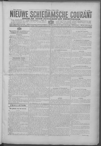 Nieuwe Schiedamsche Courant 1925-03-02