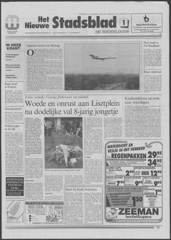 Het Nieuwe Stadsblad 1996-08-14