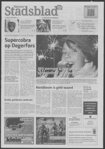 Het Nieuwe Stadsblad 2013-12-31
