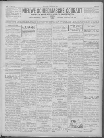 Nieuwe Schiedamsche Courant 1933-10-03