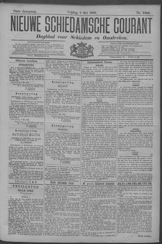 Nieuwe Schiedamsche Courant 1909-05-07