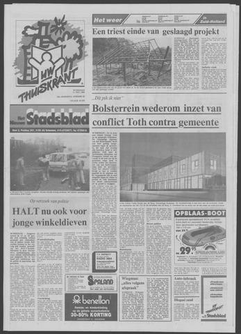 Het Nieuwe Stadsblad 1990-07-11