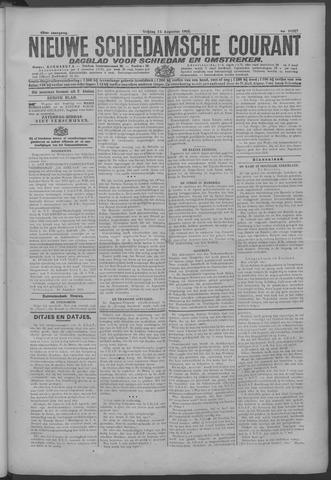 Nieuwe Schiedamsche Courant 1925-08-14