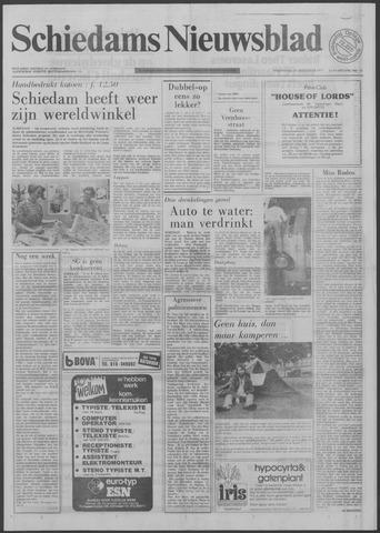 Schiedams Nieuwsblad 1977-08-10