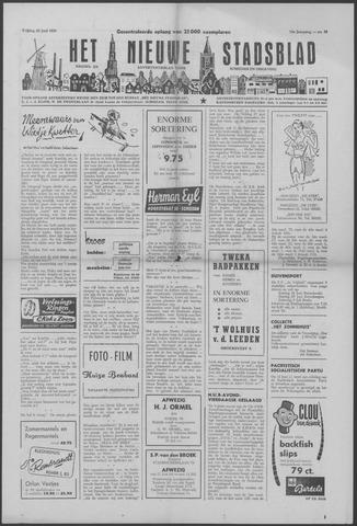 Het Nieuwe Stadsblad 1958-06-20