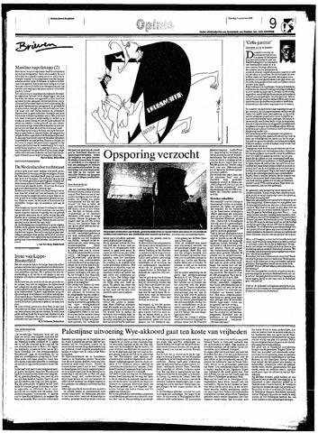 Rotterdamsch Nieuwsblad / Schiedamsche Courant / Rotterdams Dagblad / Waterweg / Algemeen Dagblad 1998-11-03