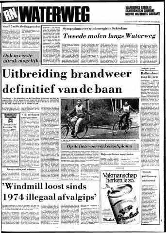 Rotterdamsch Nieuwsblad / Schiedamsche Courant / Rotterdams Dagblad / Waterweg / Algemeen Dagblad 1983-05-18