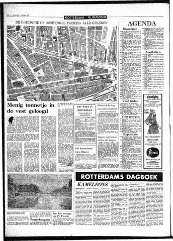 Rotterdamsch Parool / De Schiedammer 1970-10-01
