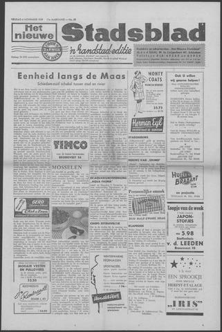 Het Nieuwe Stadsblad 1959-11-06