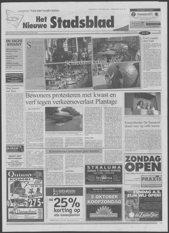 Het Nieuwe Stadsblad 2003-10-01