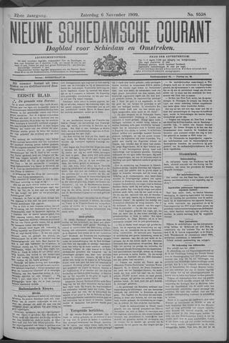 Nieuwe Schiedamsche Courant 1909-11-06
