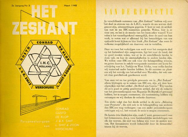 Het Zeskant 1948-03-01