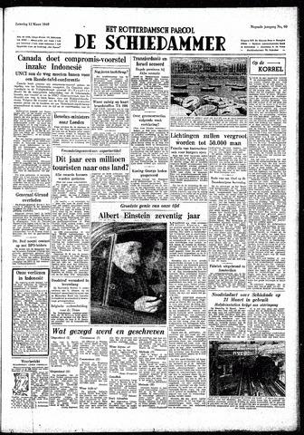 Rotterdamsch Parool / De Schiedammer 1949-03-12
