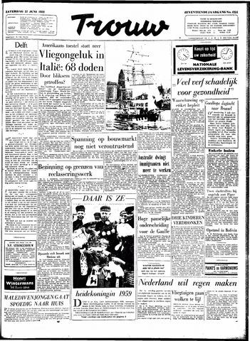 Trouw / De Rotterdammer 1959-06-27