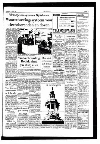 Het Vrije volk 1969-04-16