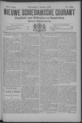 Nieuwe Schiedamsche Courant 1897-10-06