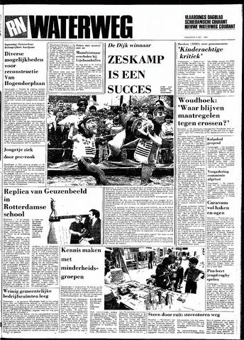 Rotterdamsch Nieuwsblad / Schiedamsche Courant / Rotterdams Dagblad / Waterweg / Algemeen Dagblad 1983-05-09