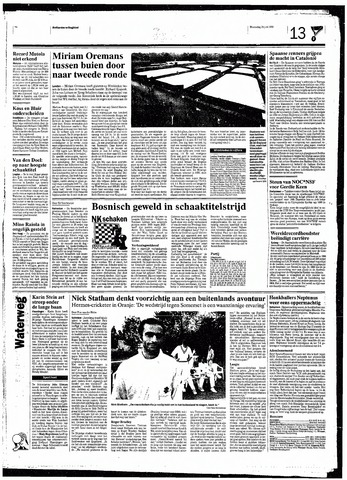 Rotterdamsch Nieuwsblad / Schiedamsche Courant / Rotterdams Dagblad / Waterweg / Algemeen Dagblad 1998-06-24