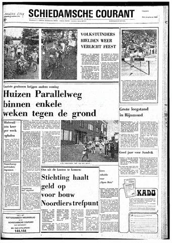 Rotterdamsch Nieuwsblad / Schiedamsche Courant / Rotterdams Dagblad / Waterweg / Algemeen Dagblad 1974-08-05