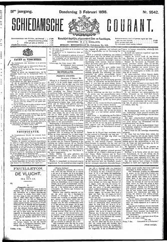 Schiedamsche Courant 1898-02-03
