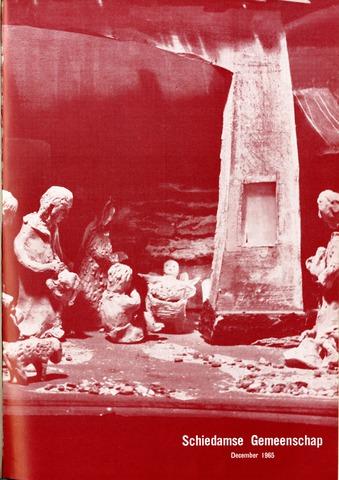 Schiedamse Gemeenschap (tijdschrift) 1965-12-01